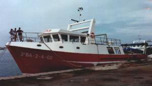 Photo of MAIRETA IV ship