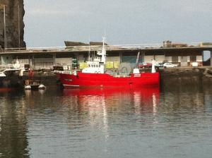 Photo of F/V AKETXE ship