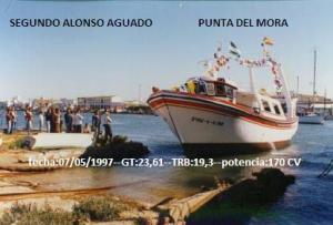 Photo of SEG ALONSO AGUADO ship
