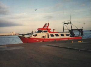 Photo of EL MONTGO ship