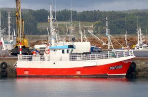 Photo of F\V CRUZ Y CRISTO ship