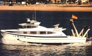 Photo of XAMALIA ship