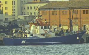 Photo of SANT GENIS ship