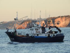 Photo of ALMIRANTE BERRIA ship