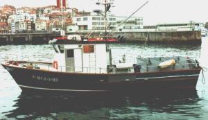 Photo of URDAIBAI BAT ship