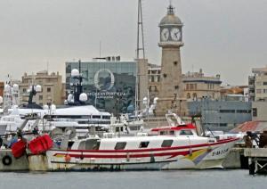 Photo of NUS ship