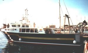 Photo of URSUS PRIMER ship