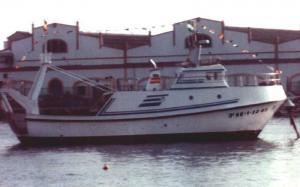 Photo of PUNTA DE MALANDAR ship