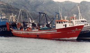 Photo of MARINER II ship