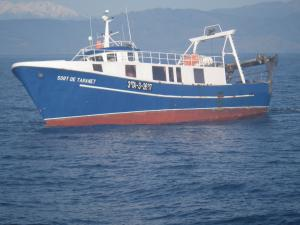 Photo of SORT DE TARANET ship