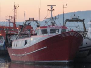 Photo of MANDORRI ship
