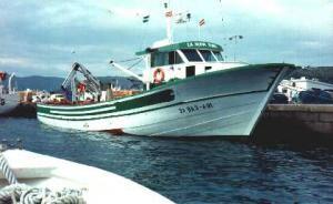 Photo of LA NUEVA FURIA ship