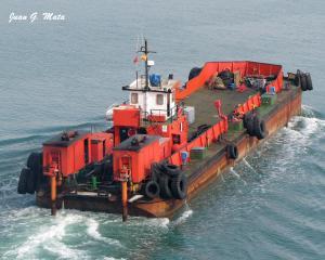 Photo of GUENDA ship