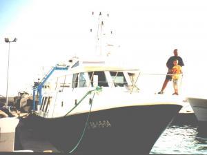 Photo of SILBIA Y BENI ship