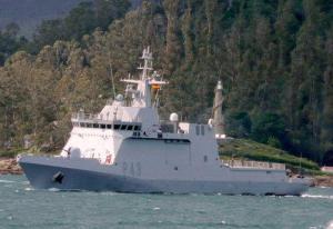 Photo of MILITARY FIRING EXER ship