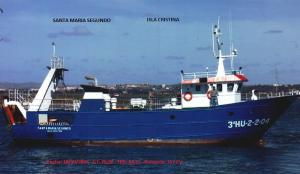 Photo of SANTAMARIA SEGUNDO ship