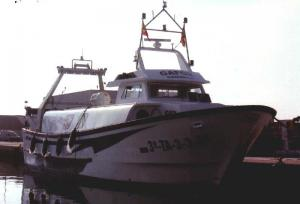 Photo of GAFOR ship