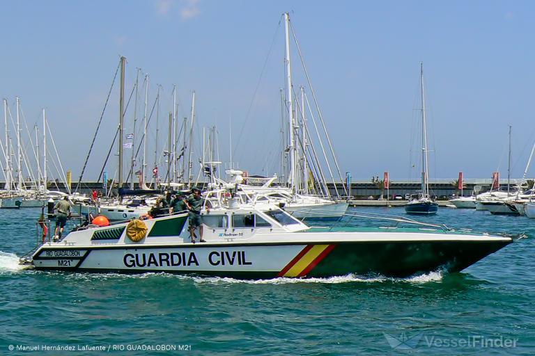 RIO GUADALOBON photo