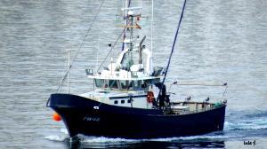 Photo of AMARES ship