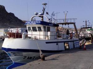 Photo of NUBE BLANCA ship