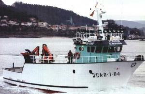 Photo of P BENAMAHOMA ship