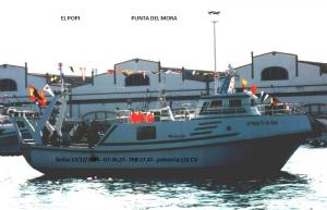 Photo of EL POPI ship