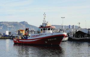Photo of BAHIA DE AGUILAS ship