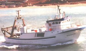 Photo of DIEGO TERCER ship