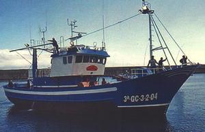 Photo of AVE MARIA SEGUNDO ship