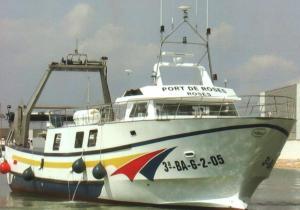 Photo of PORT DE ROSES ship
