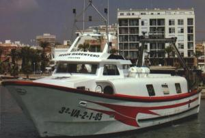 Photo of SEGON MARENYERO ship