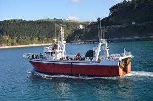 Photo of F/V KALAMENDI ship