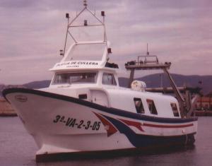 Photo of PLATJA DE CULLERA ship