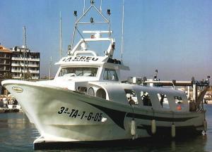 Photo of LA CREU ship