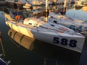 Photo of ALLEVA588(SOLO SAIL) ship