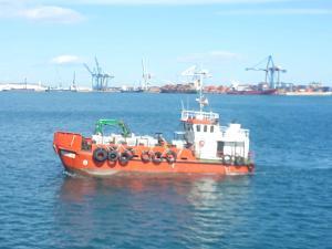Photo of EL FARALLO UNO ship