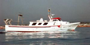 Photo of PAUNER ship