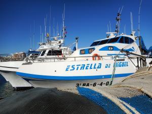 Photo of ESTRELLA DE MIGUEL ship