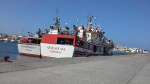 Photo of NICOLAS Y ANA ship