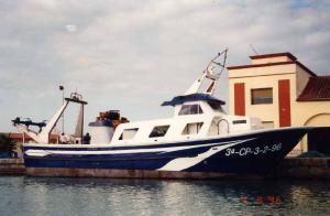 Photo of PLATJA DEL MORO ship