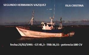 Photo of II HERMANOS VAZQUEZ ship