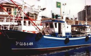Photo of NUEVO HERMANOS POLA ship