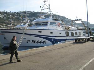 Photo of PASTOR SEGON ship