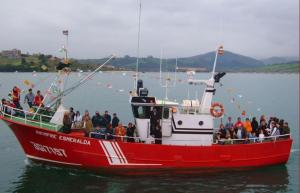 Photo of SIEMPRE ESMERALDA ship