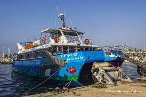 Photo of FARO DE TABARCA ship