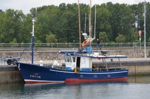 Photo of LUTXI ship