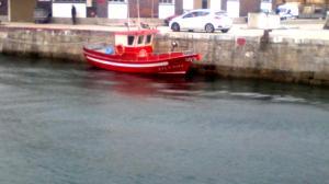 Photo of ISABEL ship
