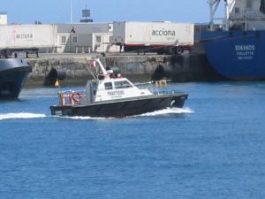 Photo of PILOT E ship