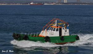 Photo of ISLA VERDE CINCO ship