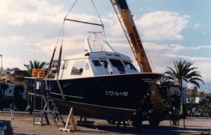 Photo of MAKI I ship